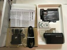 Sony HDR-AS50 Wi-Fi Action Cam Camcorder Black *No Live Remote* AS300 AS30 AS200