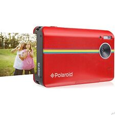 Polaroid Z2300 10MP Digital Instant Print Camera (Red)