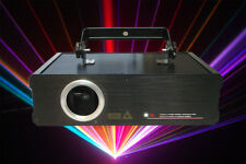 1W / 1000mW RGB Full color ILDA DJ Laser Stage Lighting (Special offer)