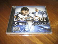 LOCED OUT - Street Sharkz Rap CD - the JACKA A-WAX Sac Sin Indian Cole