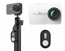 Xiaomi yi 2 4k Action Camera cámara Go-Pro-Hero-Killer Actioncam m. selfie-Stick
