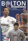 BOLTON WANDERERS V FULHAM FA CUP 19/2/2005