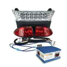 Club Car Precedent Electric Golf Cart ALL LED Light Kit Head & Tail lights 04-08