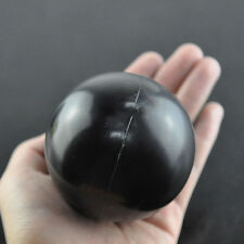 Black Ball Soft Squeeze Foam Ball Hand Wrist Exercise Stress Relief Toy Black