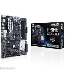 ASUS PRIME X370-PRO AM4 SOCKET ATX DDR4 MOTHERBOARD FOR AMD RYZEN PROCESSORS
