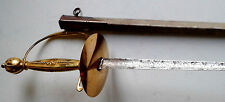 REVOLUTIONARY WAR NAPOLEONIC FRENCH BRITISH CORNILIUS BLAND COURT SWORD C 1780