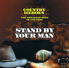 """Stand by your Man """"the Greatest Hits of country"""" country Heroes CD NEUF & OVP"""