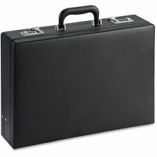 Lorell Carrying Case (Attaché) for Document - Black - LLR61614