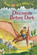 Dinosaurs Before Dark (Magic Tree House, No. 1) Mary Pope Osborne, Sal Murdocca