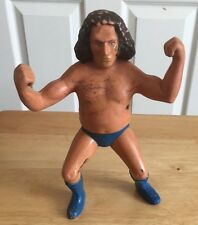 Andre the Giant long hair 1984 ljn titan action figure Wwf Wwe Wcw Tna
