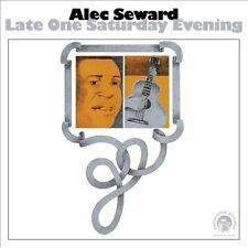 Alec Seward - Late One Saturday Night [CD New]