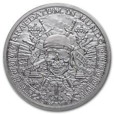 1~OZ ~PURE .999 SILVER ROUND ~ PIECES of EIGHT ~LIMITED~ $9.99  AUCTION ~NO RES!