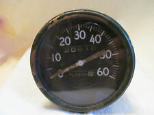Ford GPW Jeep CJ2A CJ3A M38 Willys MB Speedo Speedometer