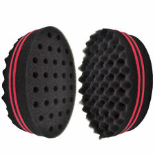 Barber Hair Magic Twist Sponge Brush For Dreads Locking Coil Afro Curl Wave Tool