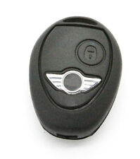 Replacement fits BMW Mini One S  2 Button Remote key FOB shell case