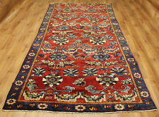 Persian Traditional Vintage Wool 297cmX152 cm Oriental Rug Handmade Carpet Rugs