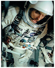 Tom STAFFORD Signed Autograph Photo 1 COA AFTAL NASA Astronaut Apollo Gemini