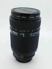Nikon AF NIKKOR 70-210mm f/4-5.6 Lens in EXCELLENT condition