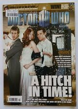 Dr Doctor Who Magazine Issue 424 July 2010 Rory Amy Pond Wedding Matt Smith