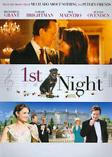 1st Night (DVD Movie) Mia Maestro, Sarah Brightman, Richard E. Grant