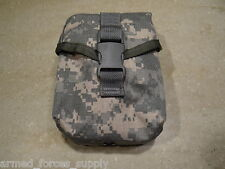 MILITARY ACU FIRST AID KIT EMERGENCY IFAK MEDIC GEAR PACK POUCH COMBAT USMC ARMY