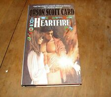 Heartfire by Orson Scott Card 1998 HB Tales of Alvin Maker series book 5