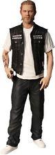 "SONS OF ANARCHY - 12"" Jax Teller Action Figure (Mezco) #NEW"