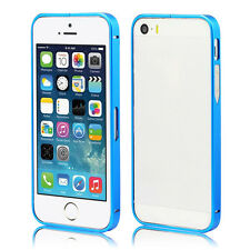 1PC Thin Aluminum Metal Bumper Frame Case Cover Skin For Apple iPhone5 5S