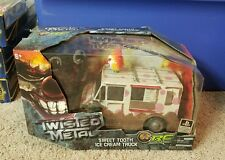 Sony Playstation Twisted Metal Sweet Tooth Ice Cream Truck RC New In Box