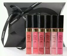 Chanel Lipgloss Levers Glossimer Half Size Gift Set Present Gloss Astral Futile