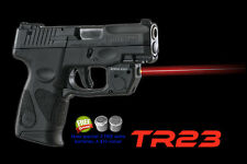 ARMA LASER TR23 RED SIGHT for Taurus PT111/PT140 Millennium G2 w/ Touch Activate