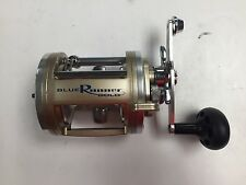 Quantum Blue Runner Gold BRGT30 Level Wind Conventional Reel -Brand new, no box!