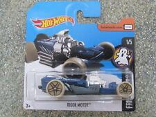 Hot Wheels 2017 #059/365 RIGOR MOTOR blue Fright Cars