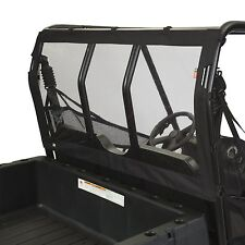 POLARIS RANGER MIDSIZE 400 500 570 800 REAR WINDSHIELD ENCLOSURE DUST STOPPER