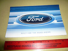 2005 2006 Ford Concept & Production Sales Brochure - Shelby GR-1 Syn Fairlane