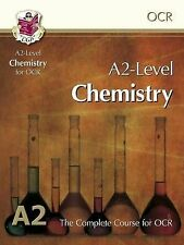 Good, A2-Level Chemistry for OCR A: Student Book, CGP Books, Book