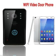 Wifi Doorbell Camera Wireless Video Intercom Phone Control IP Door Phone Wireles