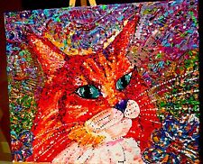 Commission a CUSTOM PAINTING FROM DAVID EDWARDS - Lg size -30x24 OR similar size
