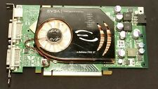 EVGA e-GeForce 7950 GT 512-P2-N633-AR 512MB DDR3 256Bit NVIDIA PCI-E WORKING