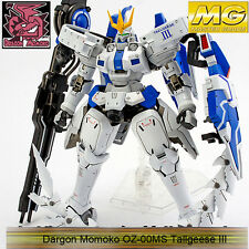 Dragon Momoko Model OZ-00MS Tallgeese III 3 MG Master Grade  1/100 Gundam Wing