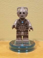 NEW LEGO CYBERMAN from DOCTOR WHO Dimensions MINIFIG figure minifigure 71238
