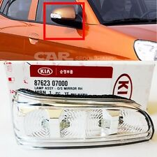 KIA 2007-2010 Picanto ,Morning  Outside Mirror Signal Lamp RH OEM 87623-07000
