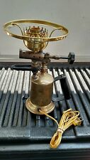 Vintage, Brass, Blow Torch, Steampunk, Lamp, Clayton And Lambert, Bakelite, 160A