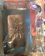 Eaglemoss Marvel Fact Files Cosmic Special Drax