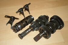 DUCATI 600ss SUPERSPORT ENGINE GEARBOX GEAR BOX & SELECTOR DRUM 1994-1999