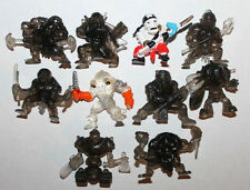 Moose Fistful of Power Mini Action Figure Lot #9 of 10x Figures