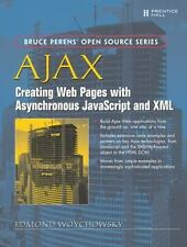 AJAX: Creating Web Pages with Asynchronous JavaScript and XML: Creatin-ExLibrary