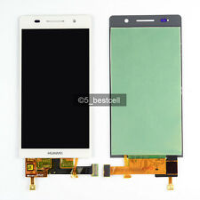 New White Huawei Ascend P6 P6-U06 Touch Screen Digitizer+LCD Display Assembly