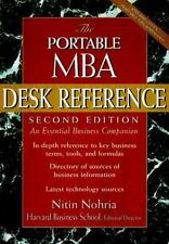 The Portable MBA Desk Reference: An Essential Business Companion (Port-ExLibrary