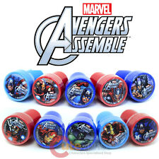 Marvel Avengers Assemble Self Ink Stamps Set for 10pc